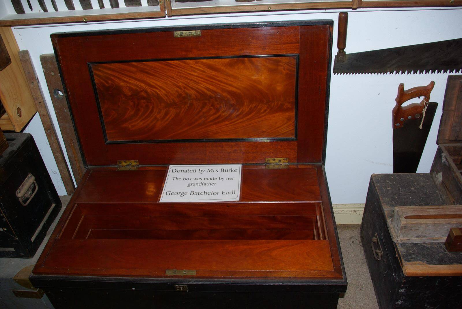 Amberley tool collection for Cabinet makers
