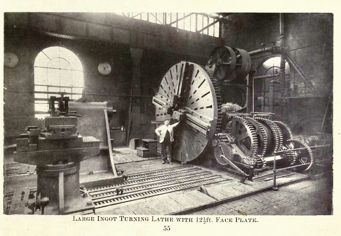 lathe firth works