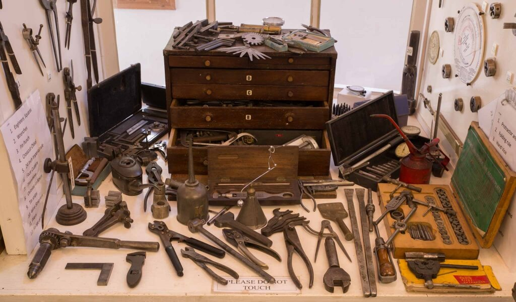 Amberley Tool Collection