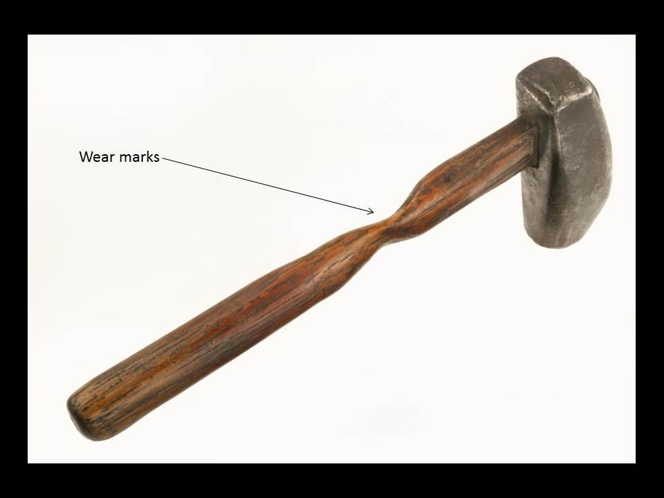 Hammer identification antique Old Tool